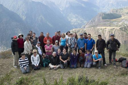2015 Humla Medical Service Volunteers, Group Photo